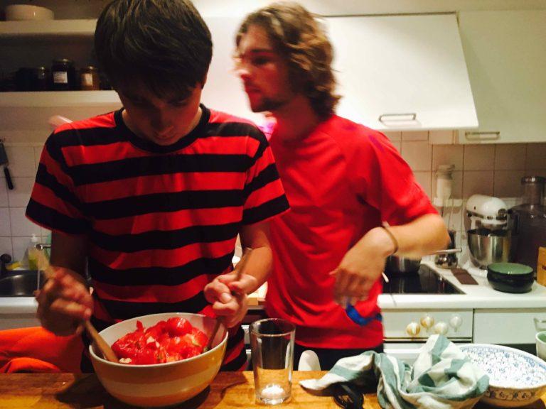 La Cuisine Des Boys1