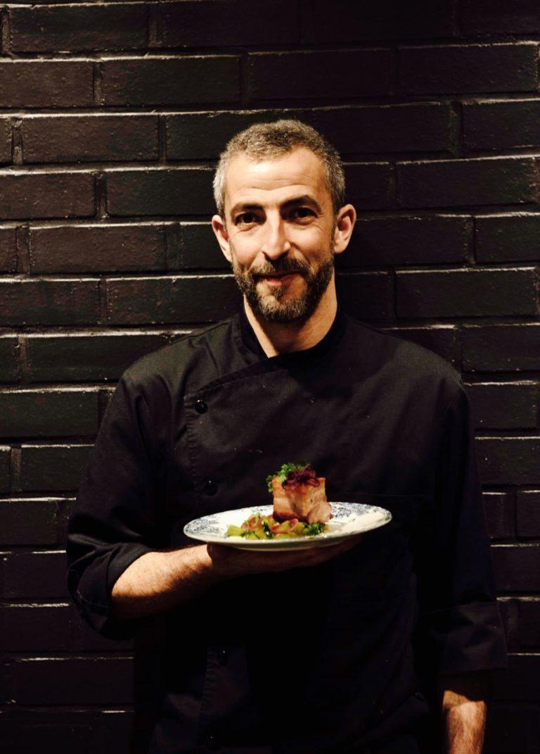 Chef Belgique Joel Geismar