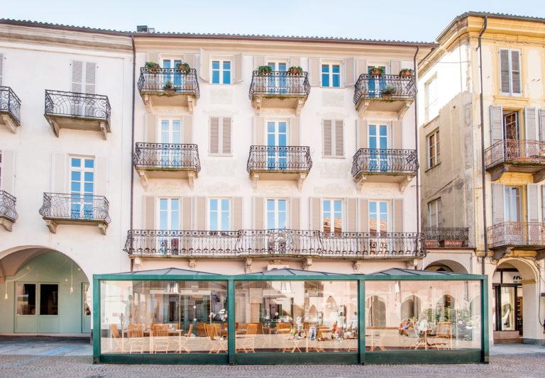 Chef Italie Crippa Piazza Duomo Brasserie