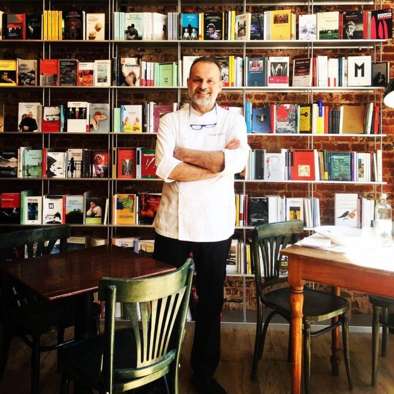 Chef Italie La Peca Nicola Portinari