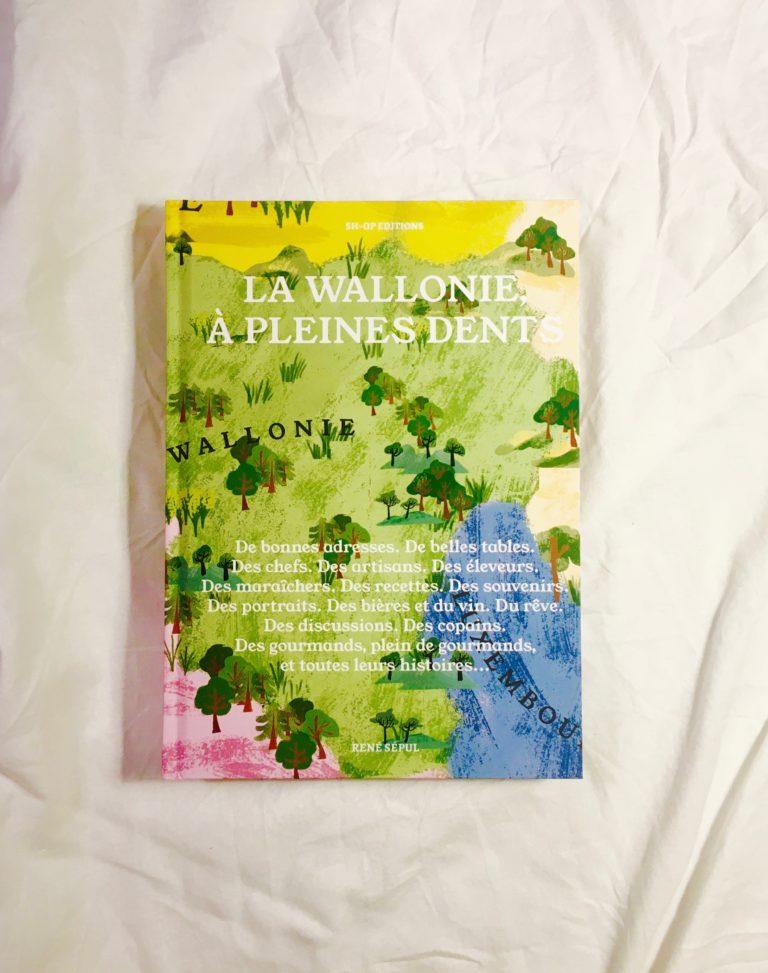 Cover La Wallonie A Pleines Dents