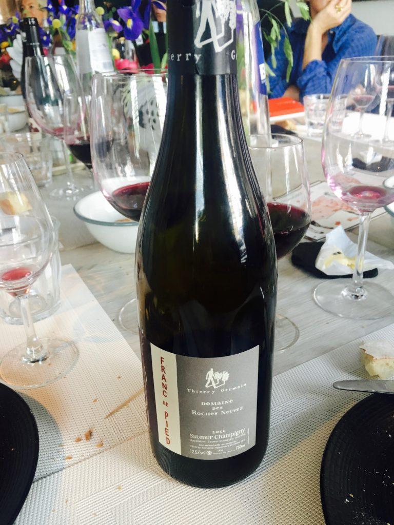 France Vin Domaine Des Roches Neuves Bouteille