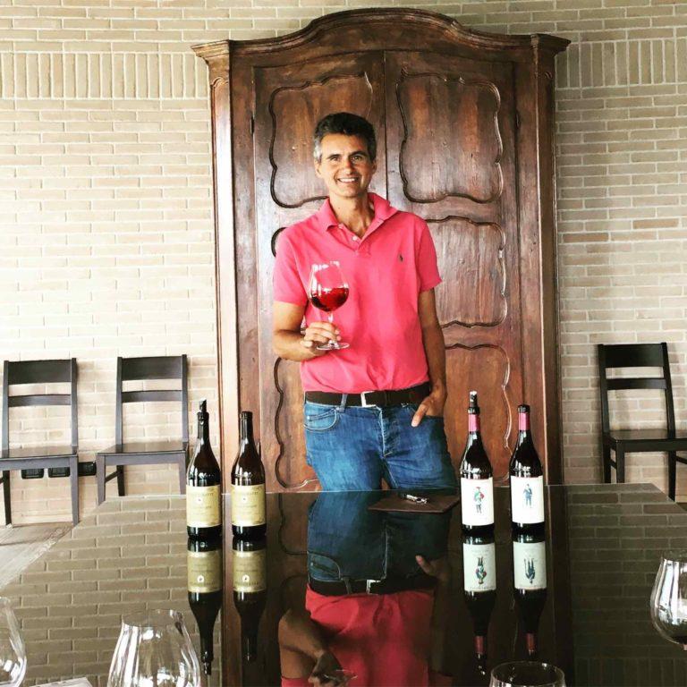 Italie Vigneron Piemont Pietro Ratti