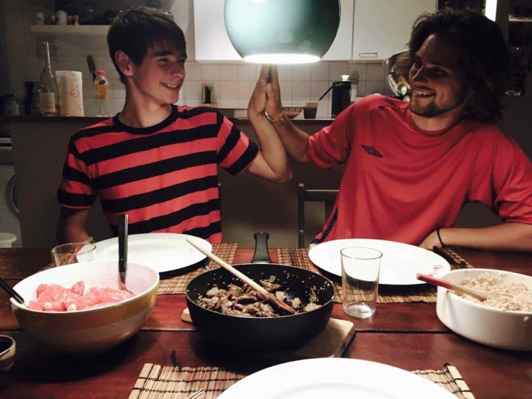 La Cuisine Des Boys2