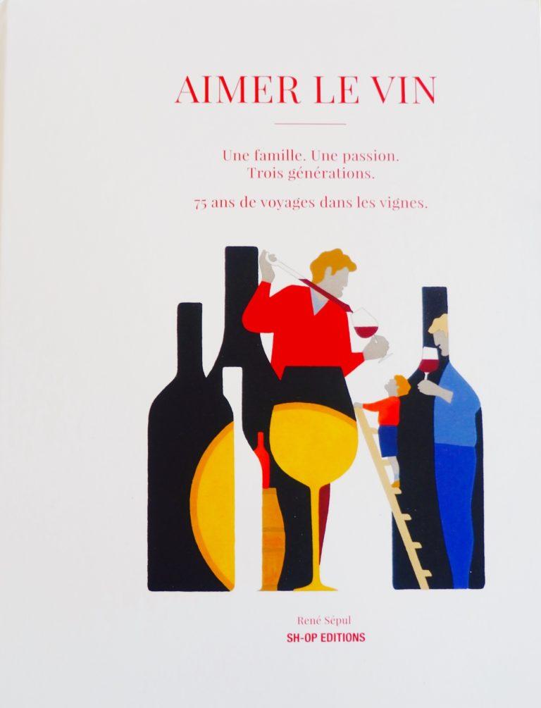 Livre Aimer Le Vin Cover5