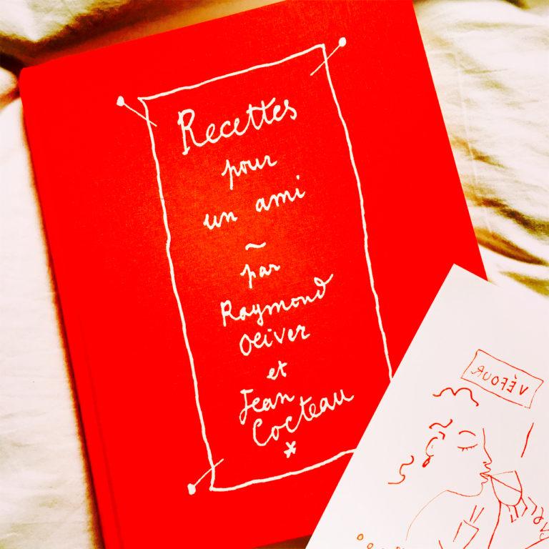 Livre Recettes Pour Un Ami1