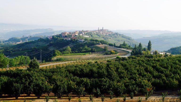 Paysage Italie Piemont