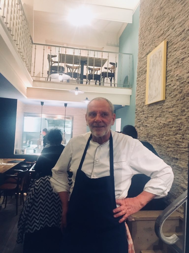 Restaurant Belgique Cul Sec Chef Renoux