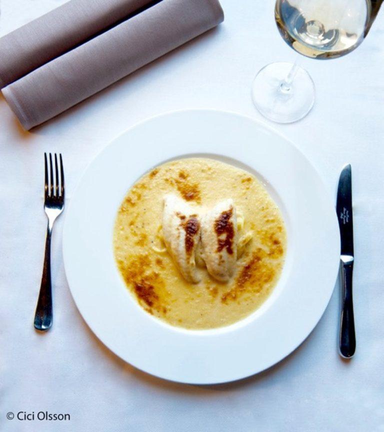 Restaurant Belgique Deugenie A Emilie Plat Volaille Cici Olsson Copy