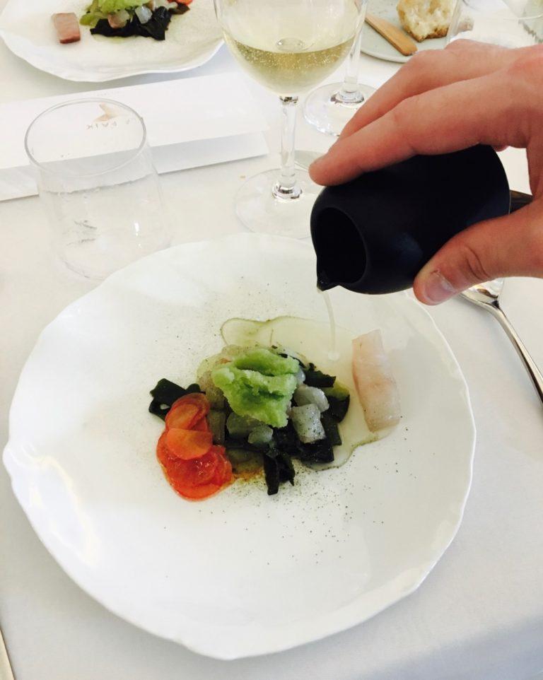 Restaurant Belgique La Paix Plat2