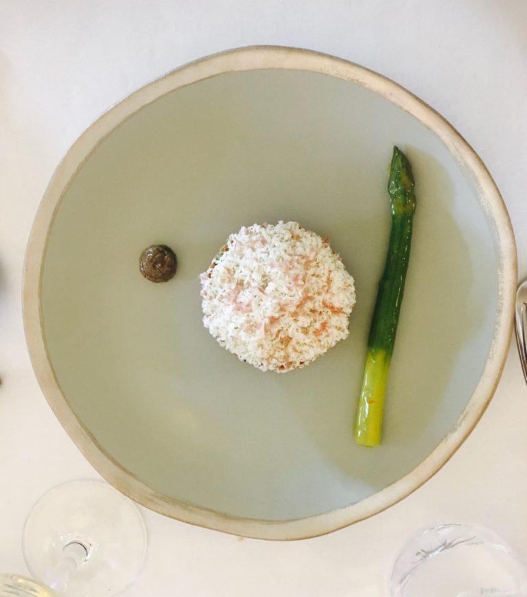 Restaurant Belgique La Paix Plat3