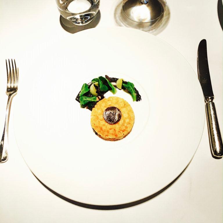 Restaurant Belgique Chalet Plat