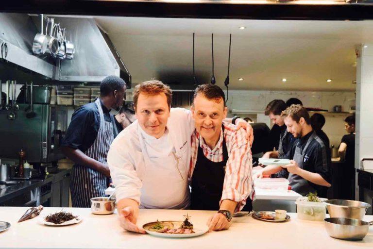 Restaurant Chef Bon Bon Hardiquest De Muynck