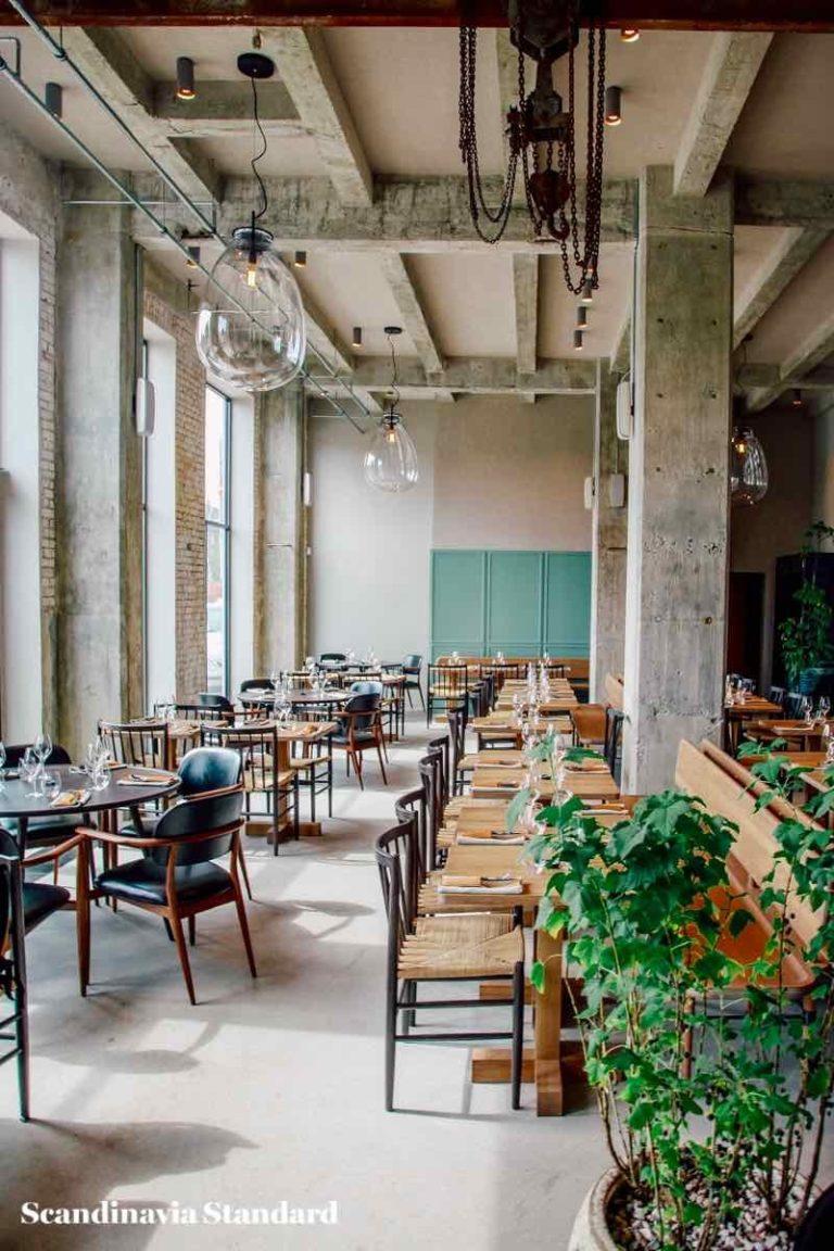 Restaurant Copenhague Taller 108