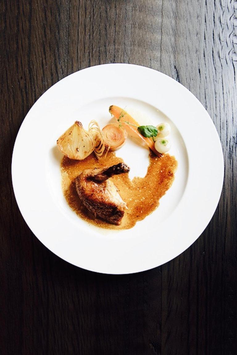 Restaurant Deugenieaemilie Poulet Roti