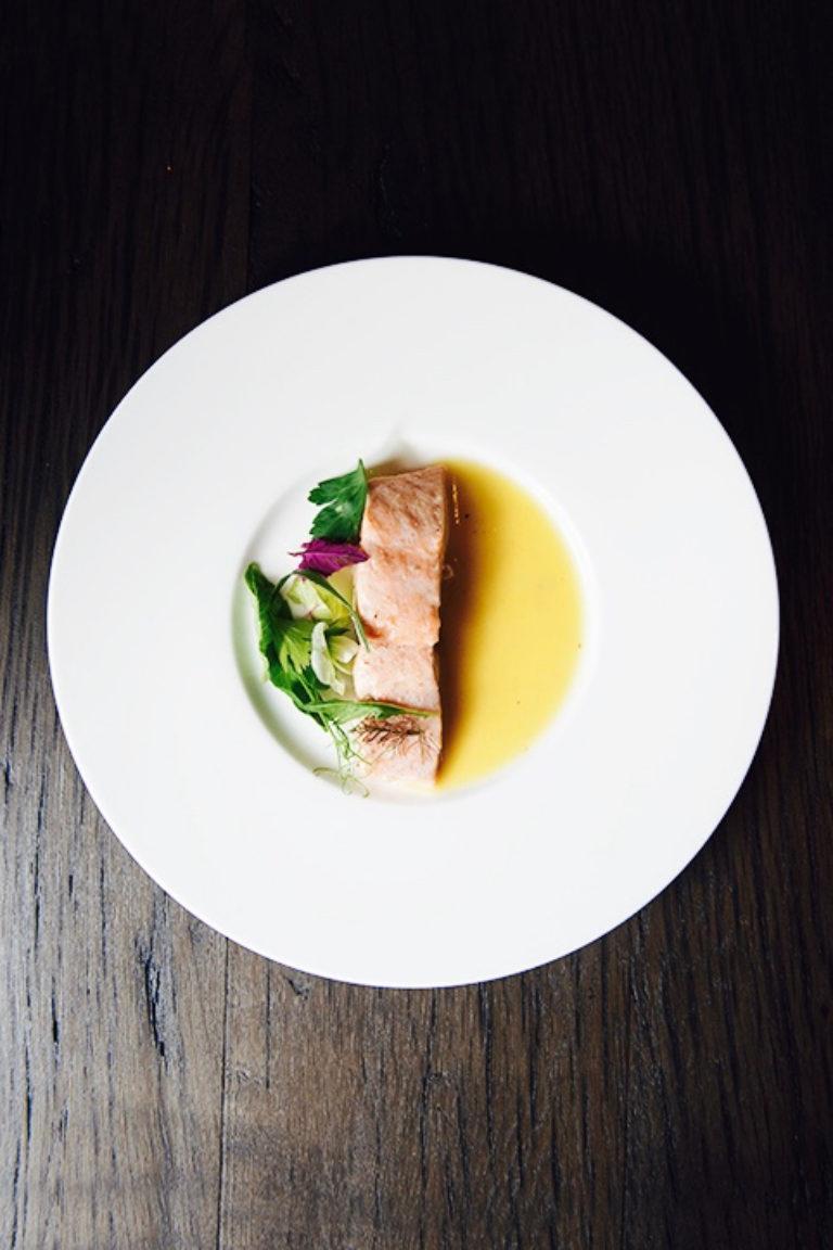 Restaurant Deugenieaemilie Saumon