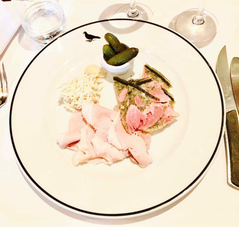 Restaurant Le Pigeon Noir Hate Levee