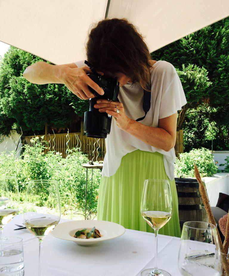 Restaurant Leveil Des Sens Cici Photo
