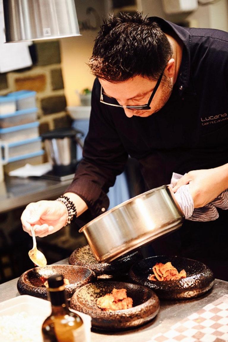 Restaurant Lucana Le Chef