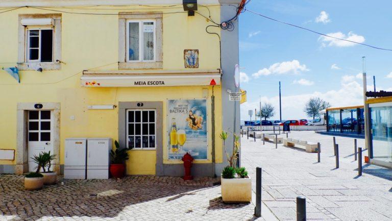 Voyage Portugal Setubal Ville
